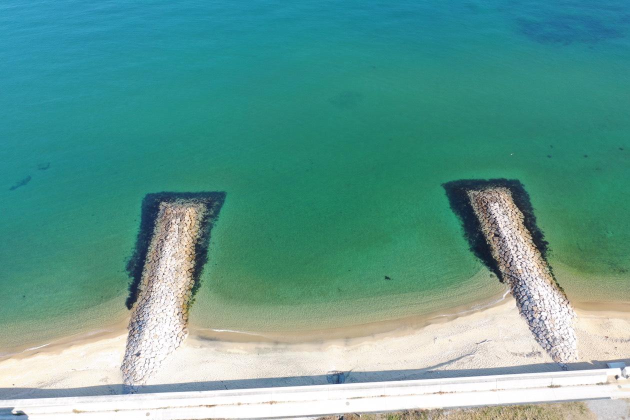 淡路島淡路市久留麻の海が見える土地分譲地売地